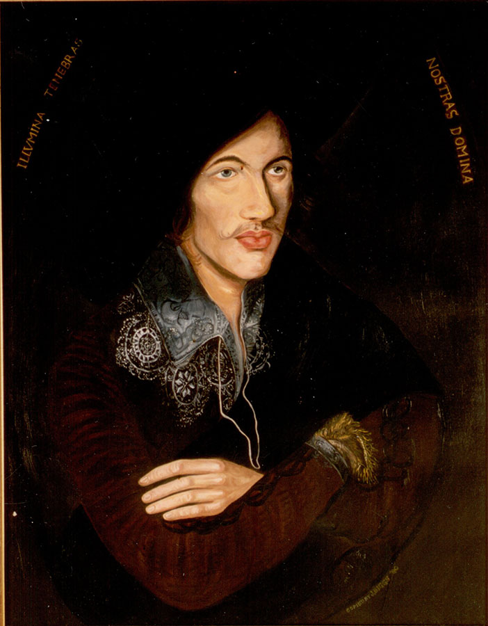 an analysis of the young poet john donne 2016-05-30 the flea by john donne (1574-1631) mark but this flea, and mark in this, how little that which thou deniest me is  it suck'd me first, and now sucks thee, and in this flea our two bloods mingled be thou know'st that this.