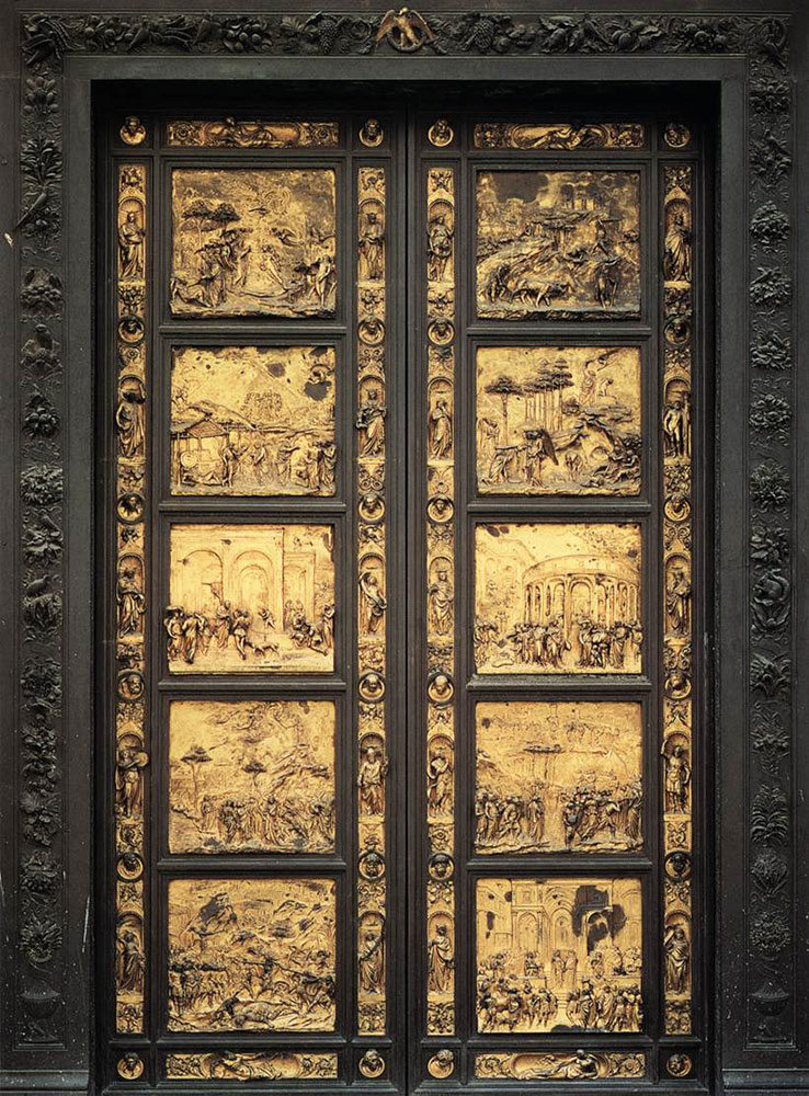 "the gates of paradise by lorenzo ghiberti essay The ""gates of paradise"" are lorenzo ghiberti's greatest piece of work lorenzo's oil essay - lorenzo's oil the movie lorenzo's oil is about a boy."