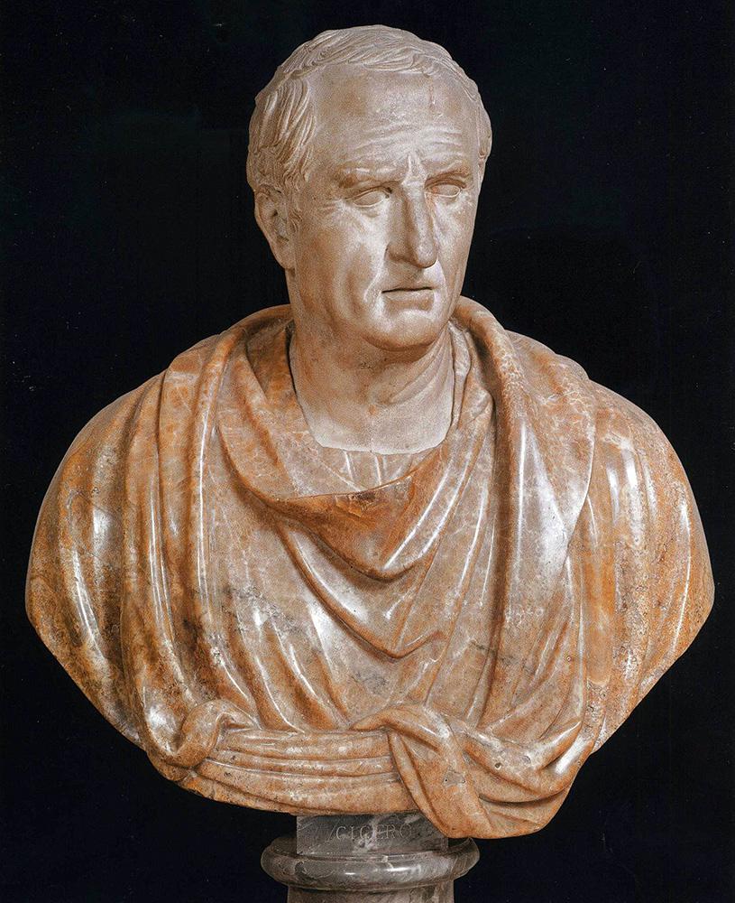 marcus tullius cicero assassination
